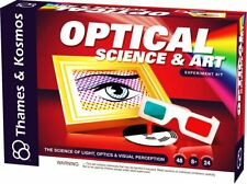New Optical Science and Art Experiment Kit by Thames & Kosmos