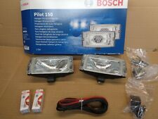 NEW GENUINE BOSCH PILOT 150 FOG LIGHTS PAIR PORSCHE MERCEDES 0306407901
