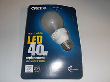 (lot of ten) Cree 9.5-Watt ( 40W ) Warm White (2700K) Dimmable Led Light Bulb