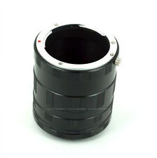 Macro Extension Tube for SONY NEX E-mount NEX-5 NEX3 NEX5 6R 5R 5T NEX7 A7R A7