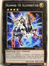 Yu-Gi-Oh - 1x Nummer 10: Illumiritter - SP13 - Star Pack 2013