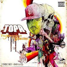 New! TOPR The Marathon of Shame 2008 CD aka Top Ramen Topr Holiday , sealed