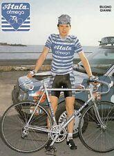 GIANNI BUGNO Cyclisme Ciclismo radsport vélo ATALA 87 ciclista GIRO Italia