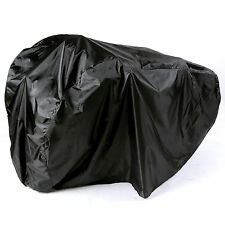 For 2 Bike Cycle Bicycle Cover Rain Snow All Weather Cover Waterproof Storage