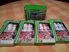Subbuteo 4squadre/team + 2porte