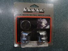 Kuryakyn Frog Mouth Neutral Switch Cover 2025. New in package.