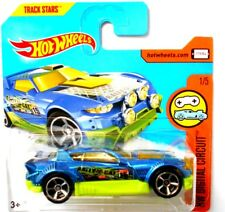 HOT WHEELS RALLY CAT  HW DIGITAL CIRCUIT -  TRACK STARS  Mattel [1P]