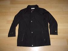 vêtement homme veste parka taille 50 noir