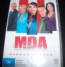 MDA Medical Defence Australia ABC DVD (Australia Region 4) DVD – New