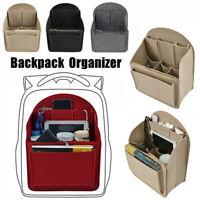 Zipper Felt Insert Bag Multi Pocket Handbag Purse Organizer Fabric  Tote