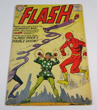 The Flash #138 Pied Piper's Double Doom! 1st Print Silver Age Dc Comics 1963