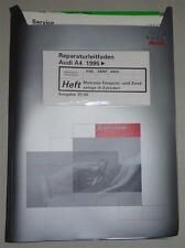 Manuale Officina Audi A4 B5 Motronic Iniezione Sistema di Accensione ( Aml ,Amm