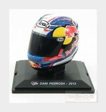 Arai Casco Helmet Dani Pedrosa Motogp 2012 EDICOLA 1:5 DEAGCASDEIGRCAMP009