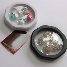 Octogone Transparent Affichage Présentation Cadeau Boîtes-USB, bijoux, jouets, LEGO
