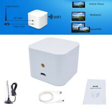 Wireless WiFi DVB-T2 Digital Mobile TV Tuner Receiver +Antenna For Android phone