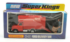 Matchbox Lesney Super Kings K-29 Ford 'Avis' Delivery Van * MIB *