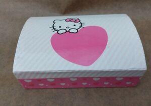 Hello kitty Jewellery Box.
