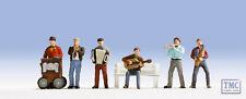 N15563 Noch HO/OO Scale Street Musicians