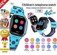 2020 New Smart Watch 4G Phone Wifi Anti-Lost SIM Loca GPS Tracker Kids BDay Gift