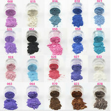 1pc Colorful Makeup Tool Powder Pigment Glitter Shimmer Eyeshadow Palette Hot 024