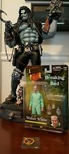 AMC Breaking Bad Walter White Collectible Figure & RARE Challenge Coin