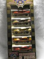 50TH ANNIVERSARY SET 7 OF 8 NASCAR GIFT PACK 1/64 DIECAST RACING CHAMPIONS