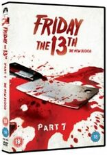 Friday The 13th Part 7 - DVD Quick Post for Australia Top SELLER