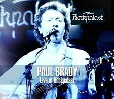 Paul Brady - Live At Rockpalast (1983) (NEW CD+DVD)