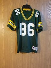 Antonio Freeman #86 Green Bay Packers Champion Jersey Youth M 10-12