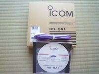 ICOM RS-BA1 IP Remote Control New Software through Internet From Japan