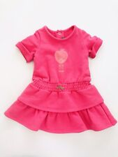 Catimini Logo Baby Girl 1 Month One Piece Dress