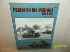 Concord Panzer On The Ostfront 1941-43 #7049 Book  D93