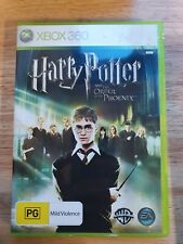 New listing Harry Potter And The Order Of The Phoenix XBOX 360 PAL