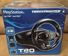 Thrustmaster T80 Officially Licensed Racing Wheel Sony PlayStation PS3 / PS4 New