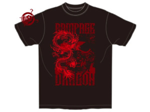 "Official NJPW/New Japan Pro Wrestling LIJ Shingo Takagi ""Rampage Dragon"" T-Shirt"
