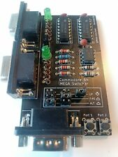 Commodore 64 Mega Switcher - C64 Sega Mega Drive / Genesis adapter (EU-seller)
