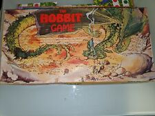 Vintage 1977 The Hobbit Board Game Rare No Other Online Tolkien Lord Of The Ring