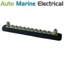 Auto & Marine Power Distribution Bus Bar 20 Way Screw - 150A