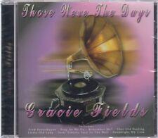 Gracie Fields Those Were The Days  CD NEW