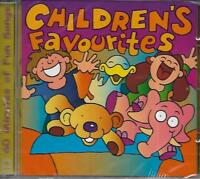 Children's Favourites - Various Artists (2004 CD Album)
