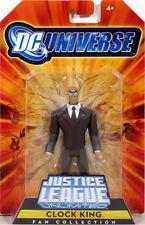 DC Universe JLU GOTHAM CITY CRIMINALS CLOCK KING EXCLUSIVE FIGURE MIP