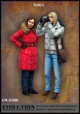 Evolution miniatures 1/35 #35110 filles