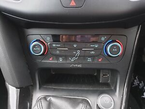 Ford Focus MK3 2011 - 2018 AC Air Con & Heater Climate & Seat Heat Control