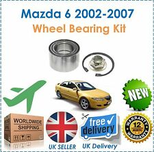 For Mazda 6 2.0TD 2002 2007 CX7 CX9 2007- 3 Piece Front Wheel Bearing Kit New