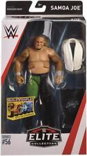 Samoa Joe WWE Mattel Elite Series 56 Brand New Action Figure - Mint Packaging