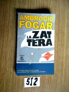 AMBROGIO FOGAR LA ZATTERA  BUR         (5I2)
