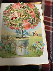Punch Studio 24 Note Cards & Envelopes The Gifted Line Kirschner Rare Ephemera