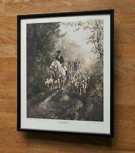 Marion Height-Jones print - 20''x16'' framed Limited Edition wall art, Good Day