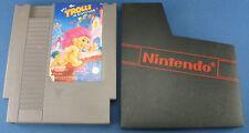 Nintendo Spiel - The Russ TROLLS in Crazyland Modul + Schuber - PAL B - NES