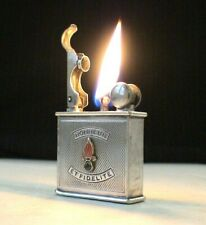 BRIQUET Ancien * DRAGO - Indochine * Vintage fuel LIGHTER FEUERZEUG ACCENDINO